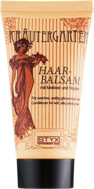 Бальзам для волос с мелиссой - Styx Naturcosmetic Haar Balsam mit Melisse — фото N1