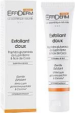 Духи, Парфюмерия, косметика Балансирующий кожу скраб - EffiDerm Visage Exfoliant Doux
