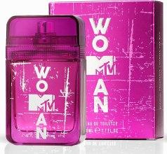 Духи, Парфюмерия, косметика MTV Perfumes Woman - Туалетная вода