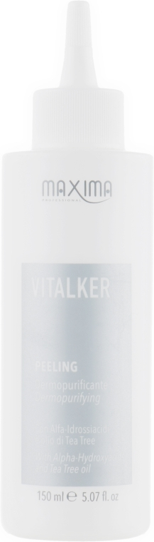 Пилинг для кожи головы - Maxima Vitalker Pre-Treatment Dermo-Purifying Peeling