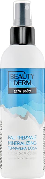 Термальная вода для всех типов кожи - Beauty Derm Thermal Water