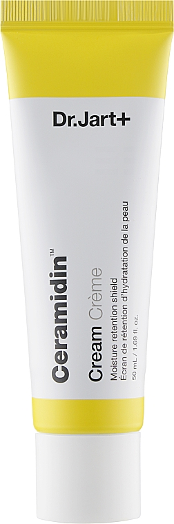 Питательный крем для лица с керамидами - Dr. Jart+ Ceramidin Cream