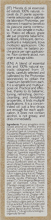 Смесь эфирных масел и экстрактов - Phytorelax Laboratories 31 Herbs Oil — фото N3
