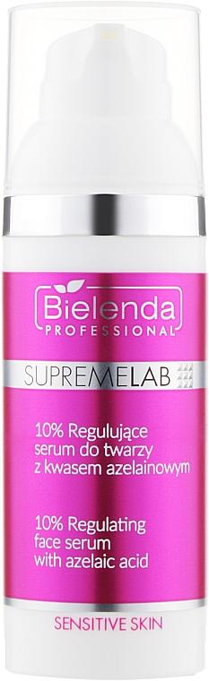 Сыворотка для чувствительной кожи лица с 10 % азелаиновой кислоты - Bielenda Professional SupremeLab