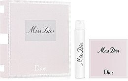 Dior Miss Dior Blooming Bouquet - Набор (edt/1ml + milk/1.5ml) — фото N1