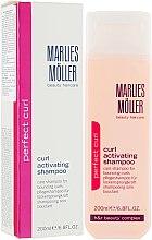 Духи, Парфюмерия, косметика Шампунь для вьющихся волос - Marlies Moller Perfect Curl Curl Activating Shampoo