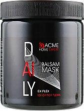 Духи, Парфюмерия, косметика Бальзам-маска для всех типов волос - Acme Color Acme Homme Expert Daily