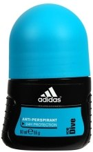 Духи, Парфюмерия, косметика Adidas Ice Dive 24H - Роликовый дезодорант