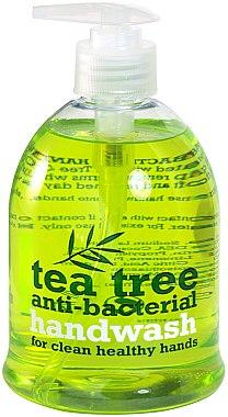 Антибактериальное жидкое мыло для рук - Xpel Marketing Ltd Tea Tree Anti-Bacterial Handwash