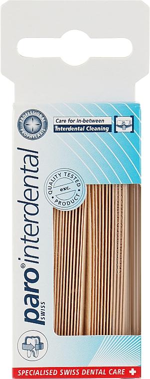 Медицинские микро-зубочистки (96шт) - Paro Swiss Micro-Sticks