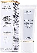 Духи, Парфюмерия, косметика Восстанавливающий крем для лица - Institut Esthederm Into Repair Age Control Sunsceen Face Cream For Highly Sensitive Skin SPF20