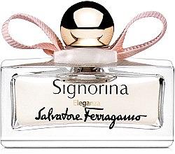 Духи, Парфюмерия, косметика Salvatore Ferragamo Signorina Eleganza - Парфюмированная вода (мини)