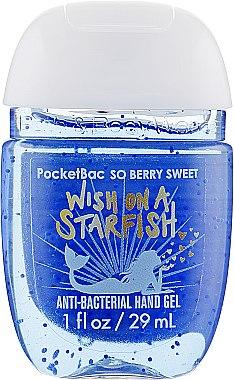Антибактериальный гель для рук - Bath and Body Works Wish on a Starfish (So Berry Sweet)