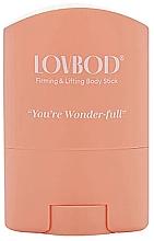 Духи, Парфюмерия, косметика Бальзам-стик для тела - Lovbod You're Wonder-Full Firming & Lifting Body Stick