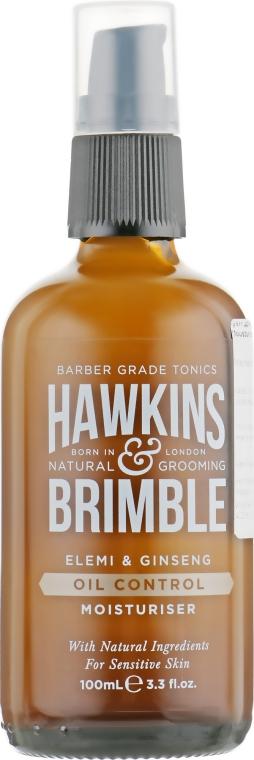 Лосьон для жирной кожи - Hawkins & Brimble Oil Control Mousturiser
