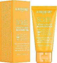 Духи, Парфюмерия, косметика Водостойкий солнцезащитный крем для лица - La Biosthetique Soleil Multi-Protection Solar Cream SPF 50+
