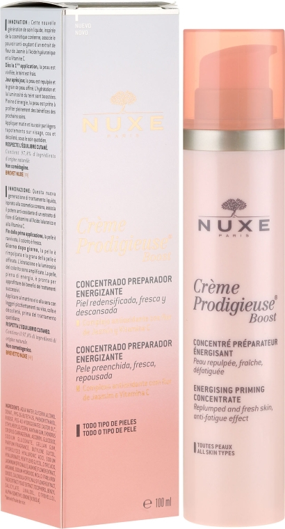 Концентрат для лица - Nuxe Creme Prodigieuse Boost Energising Priming Concentrate