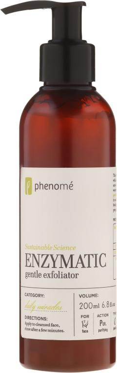 Пилинг с ферментами - Phenome Enzymatic Gentle Exfoliator Peeling