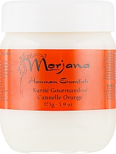 Духи, Парфюмерия, косметика Масло ши с корицей и апельсином в эконом-упаковке - Morjana Refill Cinnamon Orange Shea Butter
