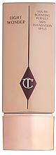 Духи, Парфюмерия, косметика Супер-легкая тональная основа - Charlotte Tilbury Light Wonder Youth Boosting Perfect Skin Foundation