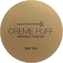 Духи, Парфюмерия, косметика Компактная пудра - Max Factor Creme Puff Pressed Powder