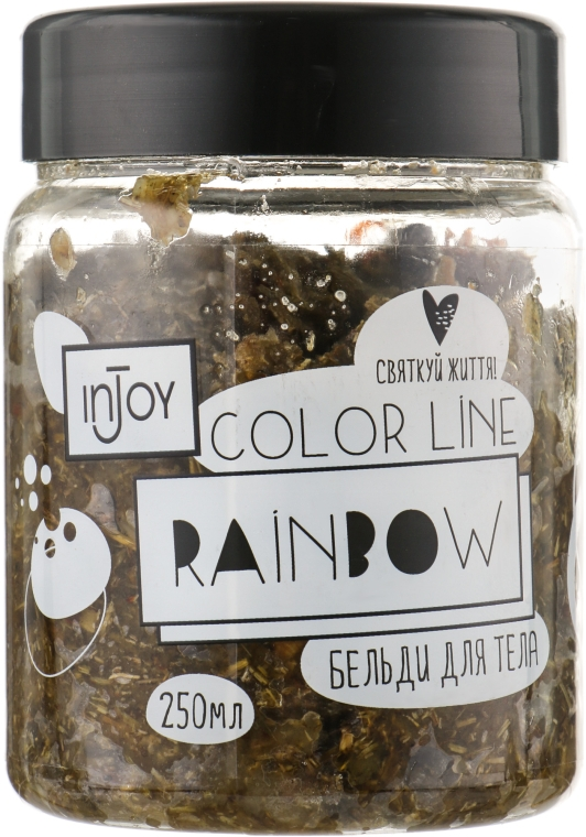 "Бельди для тела ""Rainbow"" - InJoy Color Line"