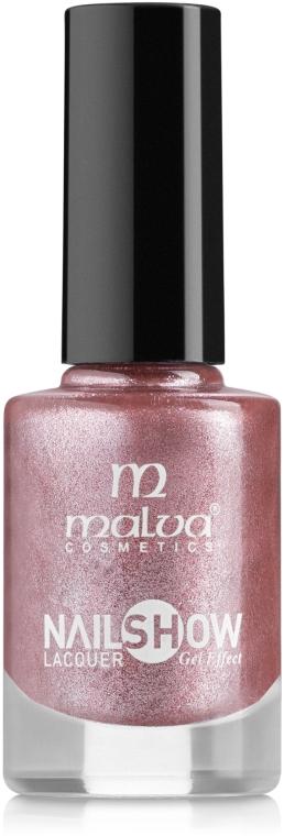 Лак для ногтей - Malva Cosmetics Nailshow Laquer