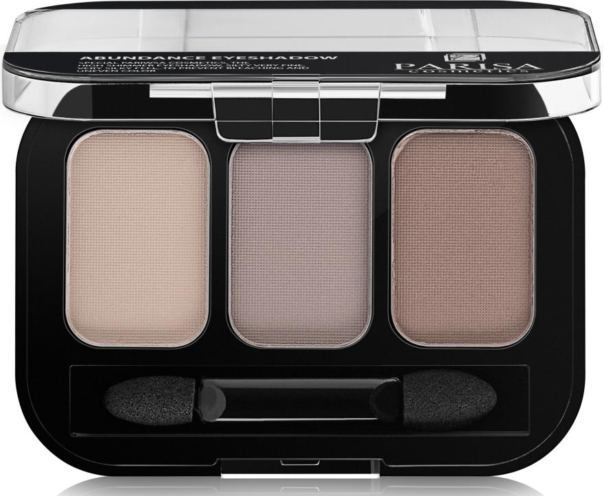 Тройные тени для век E-403 - Parisa Cosmetics Eye Shadow Trio
