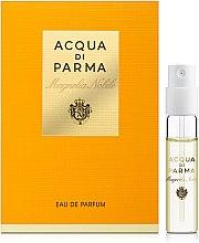 Духи, Парфюмерия, косметика Acqua di Parma Magnolia Nobile - Парфюмированная вода (пробник)