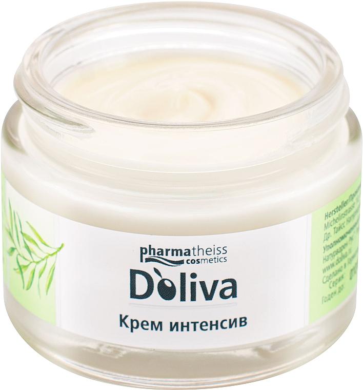 """Крем для лица """"Интенсив"""" - D'oliva Pharmatheiss Cosmetics Exclusive"""