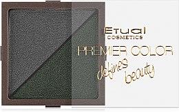 Духи, Парфюмерия, косметика Тени для век 2-х цветные - Etual Cosmetics (сменный блок)