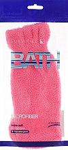 Духи, Парфюмерия, косметика Мочалка-перчатка банная, розовая - Suavipiel Bath Micro Fiber Mitt Extra Soft