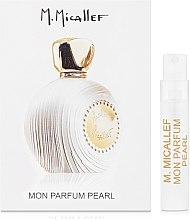 Духи, Парфюмерия, косметика M. Micallef Mon Parfum Pearl - Парфюмированная вода (пробник)