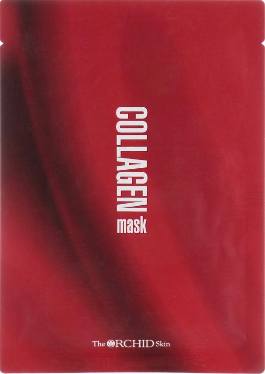 Тканевая маска с коллагеном - The Orchid Skin Collagen Mask