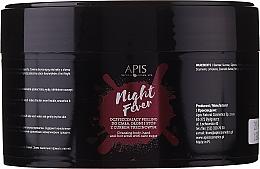 Духи, Парфюмерия, косметика Очищающий пилинг для тела и рук - Apis Professional Night Fever Peelling For Body, Hand And Foot