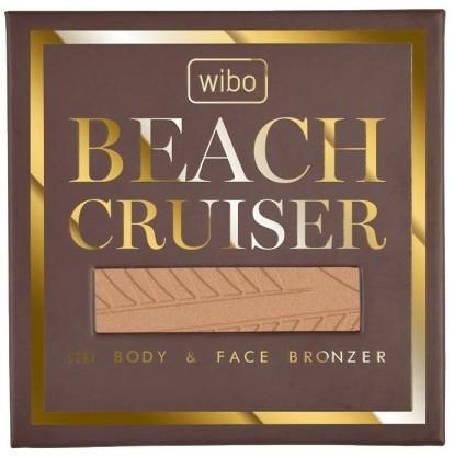 Бронзер для лица и тела - Wibo Beach Cruiser Body&Face Bronzer