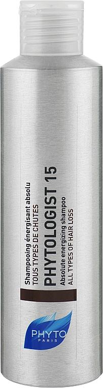 "Шампунь тонизирующий ""Фитоложист 15"" - Phyto Phytologist 15 Absolute Energizing Shampoo"