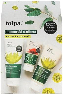 Набор - Tolpa Green (h/serum/75 ml + cr/gel/200 ml + sh/gel/200 ml)