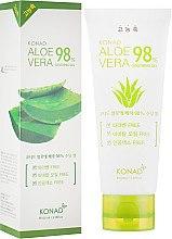 Духи, Парфюмерия, косметика Увлажняющий гель для тела - Konad Aloe Vera 98% Smoothing Gel
