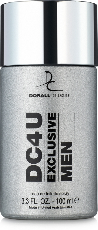 Dorall Collection DC4U Exclusive Men - Туалетная вода