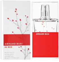 Armand Basi In Red - Туалетная вода — фото N2