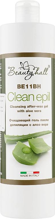 Очищающий гель после депиляции с алое вера - Beautyhall Clean Epil Cleansing After-Wax Gel