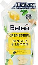 Духи, Парфюмерия, косметика Крем-мыло для рук с имбирем и лимоном - Balea Ginger & Lemon Cream