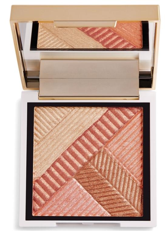 Хайлайтер для обличчя - Makeup Revolution Opulence Compacts Highlighter — фото N2