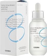 Духи, Парфюмерия, косметика Увлажняющая ампула для лица - Cosrx Hydrium Triple Hyaluronic Moisture Ampoule