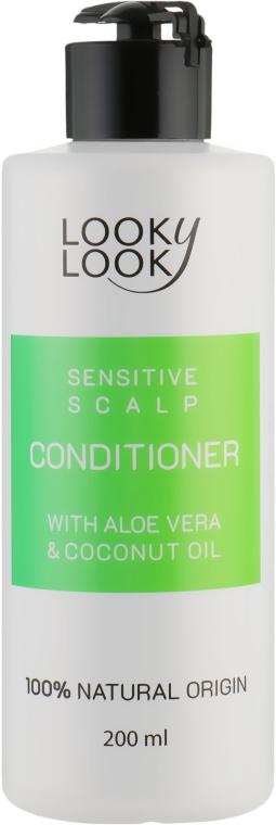 Кондиционер для чувствительной кожи головы и всех типов волос - Looky Look Conditioner