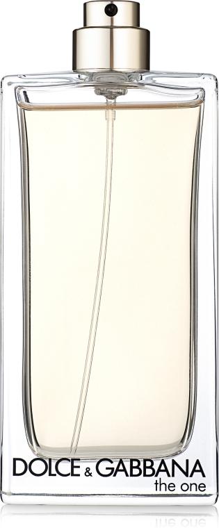 Dolce&Gabbana The One - Туалетная вода (тестер без крышечки)