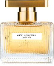 Парфумерія, косметика Angel Schlesser Pour Elle - Парфумована вода (тестер з кришечкою)