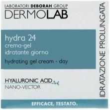 """Духи, Парфюмерия, косметика Увлажняющий крем-гель """"24часа"""" - Deborah Dermolab Hydra 24 Hydrating Gel Cream Day"""