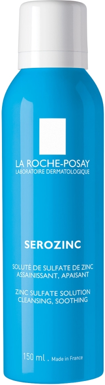 Себорегулирующий спрей для жирной, проблемной кожи - La Roche-Posay Zinc Sulfate Solution for Oily Skin SEROZINC
